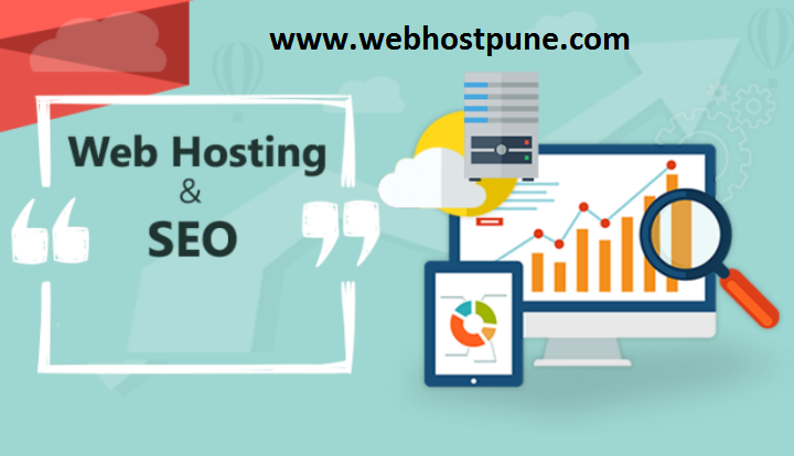 Why is web hosting important for SEO process?